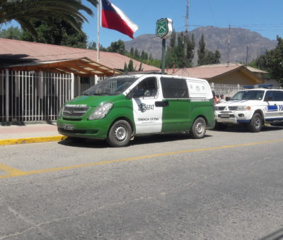 Antisocial con amplio prontuario policial fue asesinado de un disparo en Catemu