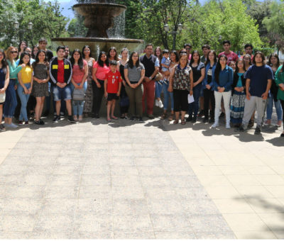 116 universitarios reciben Beca Educación Superior en San Esteban