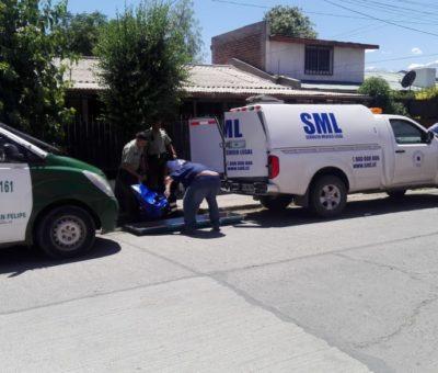Dueña de casa llevaba más de 12 horas sin vida en su domicilio en San Felipe