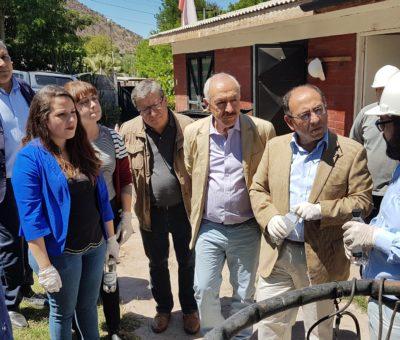 El Algarrobal en diciembre tendrá operativa planta de tratamiento de aguas servidas