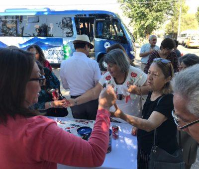 En Rinconada ya empezó recolección de fondos para la Teletón 2018