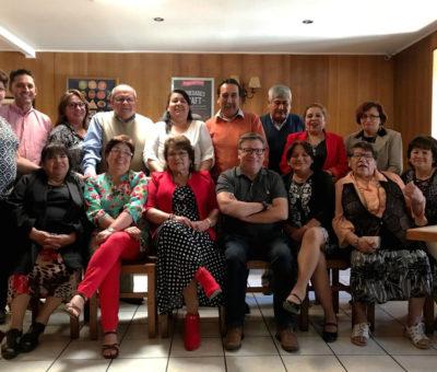 Codelco Andina y dirigentes vecinales fortalecen trabajo conjunto para el 2019