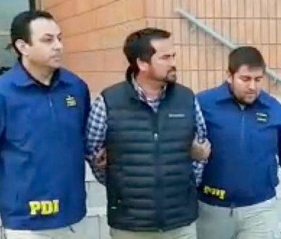PDI de Los Andes detuvo a delincuente que estafaba como constructor de piscinas