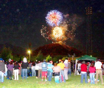 Siete comunas de Aconcagua recibirán el 2019 con Fuegos Artificiales