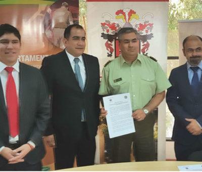 San Felipe tendrá cámaras lectoras de patentes vehiculares conectadas a base de datos de Carabineros