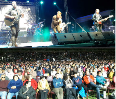 A tablero vuelto Festival de Panquehue celebró sus 10 años