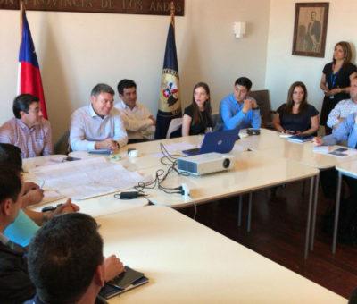 Alcalde Venegas pide más transparencia en emergencias ambientales en la División Andina