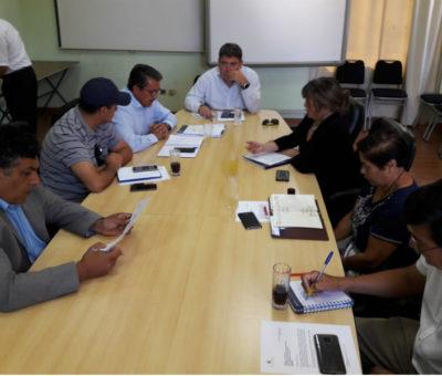 Baja asistencia marca reunión de Asociación de Alcaldes de Aconcagua para tratar falta agua