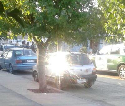 Mujer resulta herida por un disparo de Carabineros en confuso incidente en San Felipe