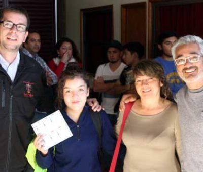 70 millones dispone Municipalidad de San Felipe en becas de pasajes para estudiantes universitarios
