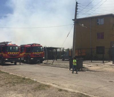 CONAF despliega campaña entre vecinos para que denuncien incendios de pastizales en San Felipe
