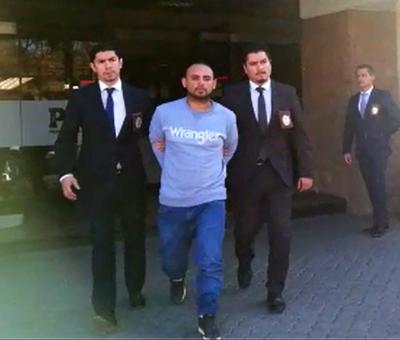 """Tribunal de Garantía de San Felipe decretó prisión preventiva para """"El Gaviota"""" como autor del homicidio de vecino en Catemu"""