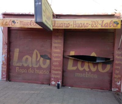 """Monturas y aperos robaron desconocidos en tienda del """"Huaso Lalo"""" en San Felipe"""