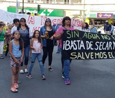 Mega Marcha para defender agua de la Región de Aconcagua anuncian para el 23 de Marzo