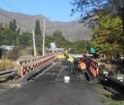 32 millones invertirá el MOP para reparar puente de Tierras Blancas en espera de construcción en agosto de nuevo paso vial