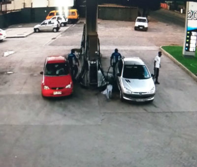 Delincuentes armados asaltaron Copec de Rinconada