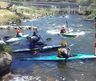 En Los Andes se disputará Campeonato Nacional de Kayak Slalom