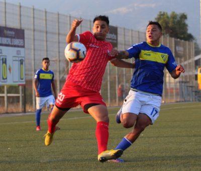 Barnechea desarmó al Uní Uní en el debut del torneo de la Primera B
