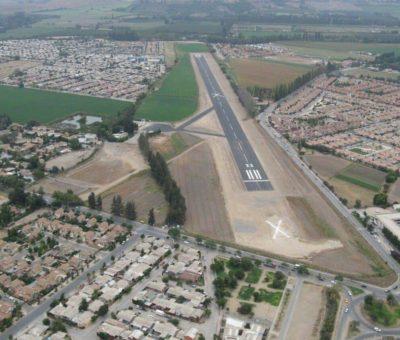 En abril inaugurarán pavimentación asfáltica de pista de aeródromo Víctor Lafón de San Felipe