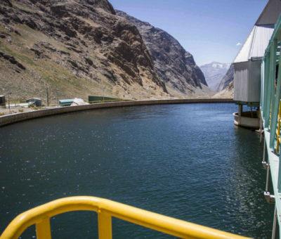 División Andina destaca cambios en su gestión hídrica