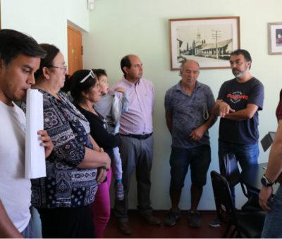 Dirigentes deportivos y autoridades de Calle Larga critican al Gobierno Regional por bajar proyectos