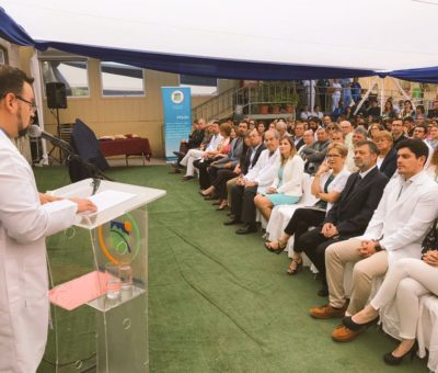Acreditación en Calidad y Seguridad del Paciente recibió hospital Psiquiátrico de Putaendo