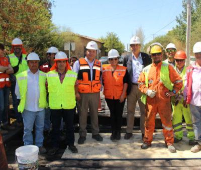 El 30 de marzo entregarían al uso público reparación de puente en Tierras Blancas