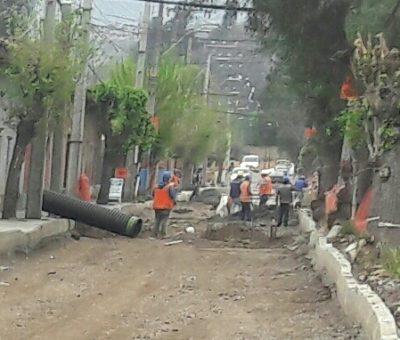 En San Felipe mínimo por un mes estará suspendido tránsito por puente del Estero Quilpué