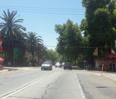 Panquehue adjudica instalación del primer semáforo de la comuna