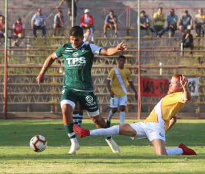 Unión San Felipe cayó frente a Santiago Wanderers y se consagra como colista de la Primera B