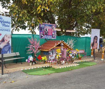 Instalación de llamativas Animitas desatan controversia en Rinconada