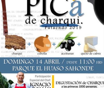 Con gran Picá de Charqui Putaendo celebrará Día de la Cocina Chilena