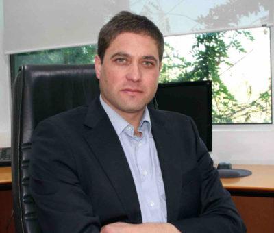 Jaime Rivera asumió como nuevo Gerente General de Codelco Andina