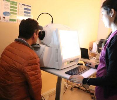 Servicio de Oftalmología del Hospital San Camilo se pone a la vanguardia tecnológica