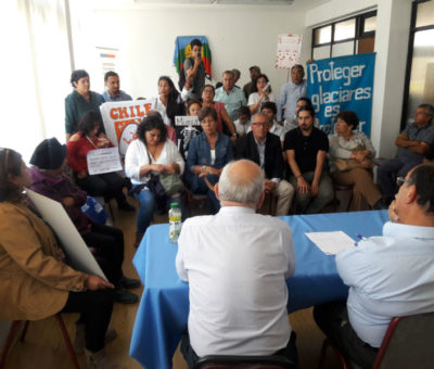 Indignación en Putaendo por suspensión de votación en el SEA de regulación de proyecto minero Vizcachitas