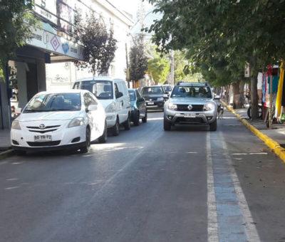 En San Felipe autorizan temporalmente cobro de parquímetros en estacionamientos repuestos en calles Salinas y Coimas