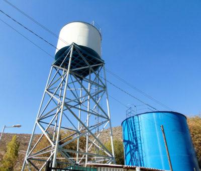 Programa APR de División Andina beneficia sistema del sector Las Calderas de Calle Larga