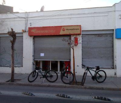 Delincuentes ingresan a Correos e Isapre Cruz Blanca y terminan robando oficinas del ISL en San Felipe