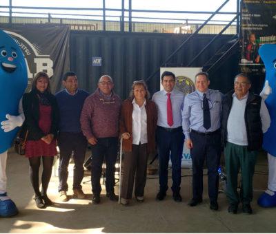 ESVAL junto a Club Deportivo Condoroma de Los Andes fomenta la inclusión de inmigrantes