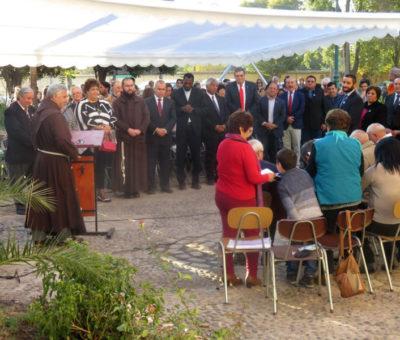 Con gran expectación firman acta de creación de la Fundación Franciscana de Curimón