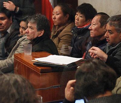 """Ex alcalde Los Andes Mauricio Navarro sería uno de los """"cabecillas"""" de la red de tráfico de ciudadanos chinos"""