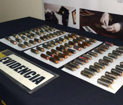 Boliviano detenido por la PDI en el peaje Las Vegas portaba 91 ovoides de cocaína