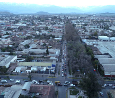 Los Andes supera a San Felipe en ranking de ciudades con mejor Calidad de Vida Urbana