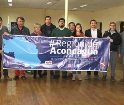 Planean Consulta Ciudadana para conocer apoyo a creación de la Región de Aconcagua