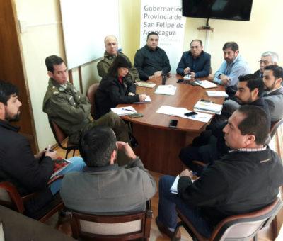 Anuncian medidas para aumentar seguridad en el centro de San Felipe