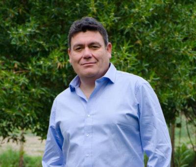 Alcalde Nelson Venegas  Salazar postula a la Presidencia Regional del Partido Socialista