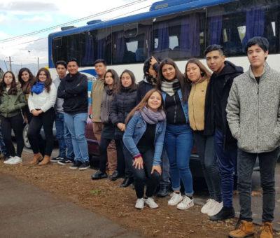 Alumnos destacados del Liceo Politécnico de Llay Llay ingresarán a la UPLA sin exigencia de puntaje PSU