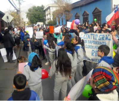 Futuro de la Escuela Buen Pastor de San Felipe podría estar en dependencias del Liceo Roberto Humeres