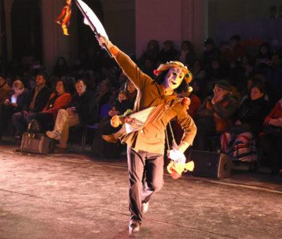 BAFONA y Festival de Danza dan el vamos al mes aniversario 228 de Los Andes