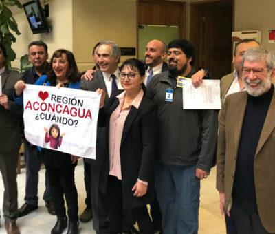 Advierten a Subdere que a fines de junio vence plazo que dio para tener licitado estudio de factibilidad económica de Región Aconcagua